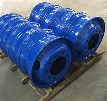 Truck Wheel Rim Powder Coating Syracuse NY