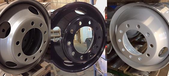 commercial truck wheels refinishing syracuse ny